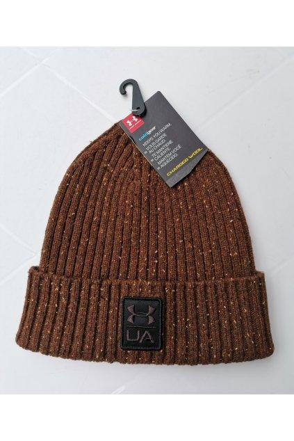 Čepice Under Armour Men's Hunt Wool Beanie