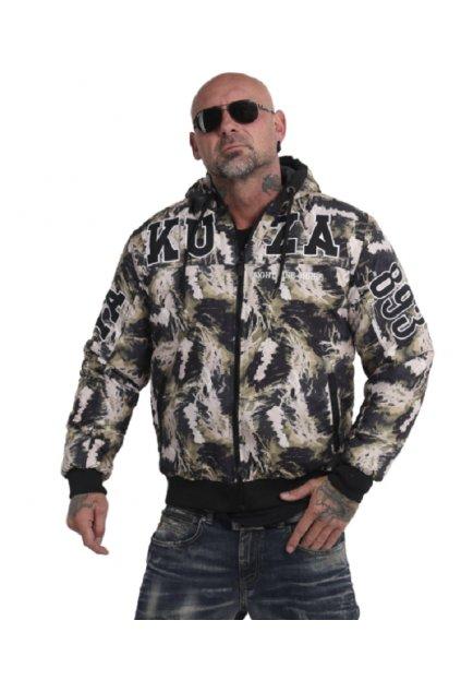 Pánská bunda Yakuza Block 16054 camouflage