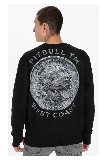 pitbull west coast mikina