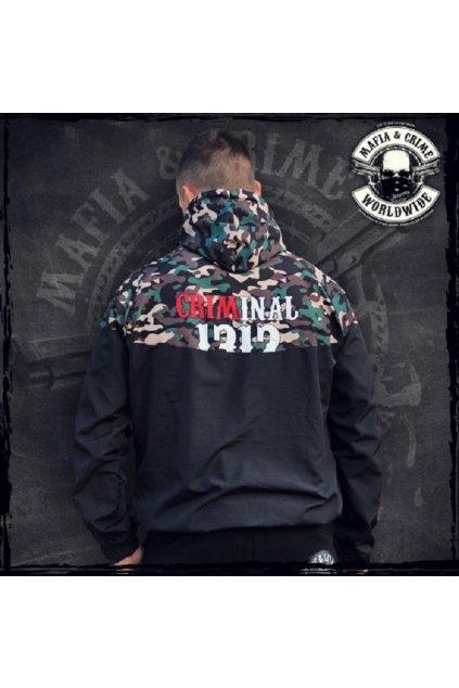 Pánská bunda Mafia & Crime Criminal 1312 obr1