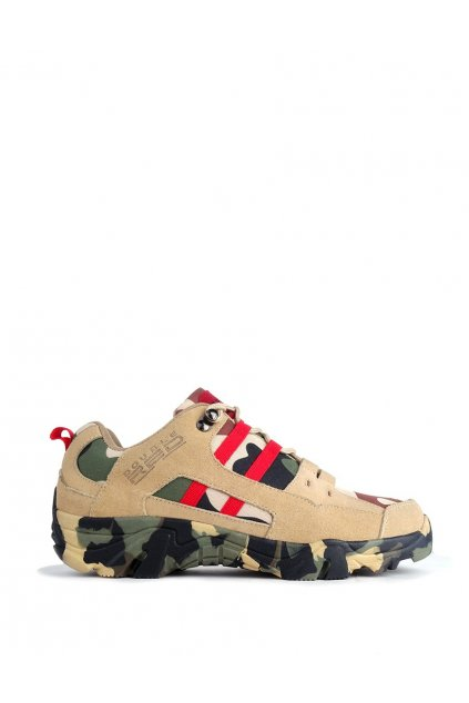 Boty Red Hero Soldier Edition Green/Sand obr1