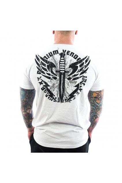 Pánské triko Vendetta Inc. Shirt Destroy Everything 1044 white obr1