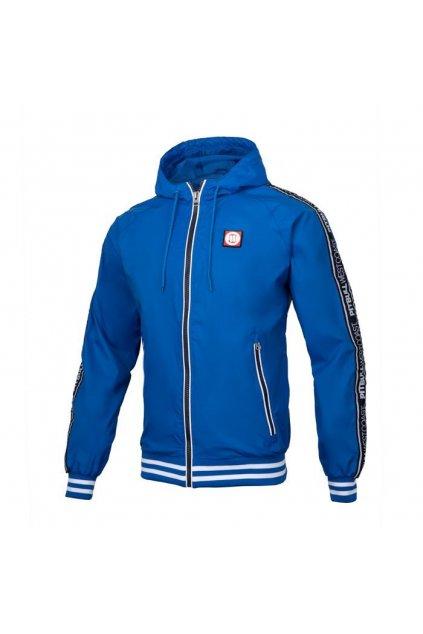 PitBull West Coast - letní bunda HULL královsky modrá obr1