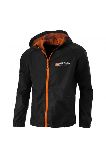 PitBull West Coast - letní bunda DEL REY černá obr1