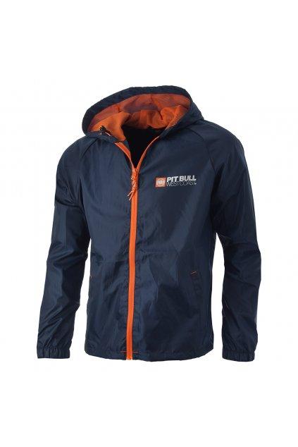 PitBull West Coast - letní bunda DEL REY temně modrá obr1