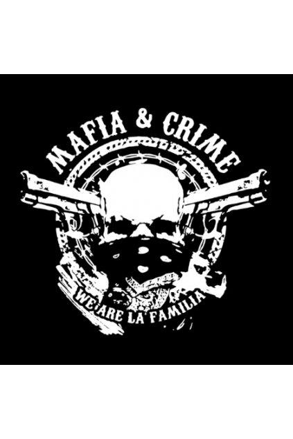 Samolepka na auto  Mafia & Crime obr1