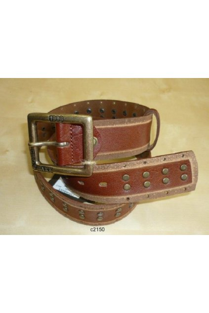 Pánský pásek CIPO & BAXX C2150 taba obr1