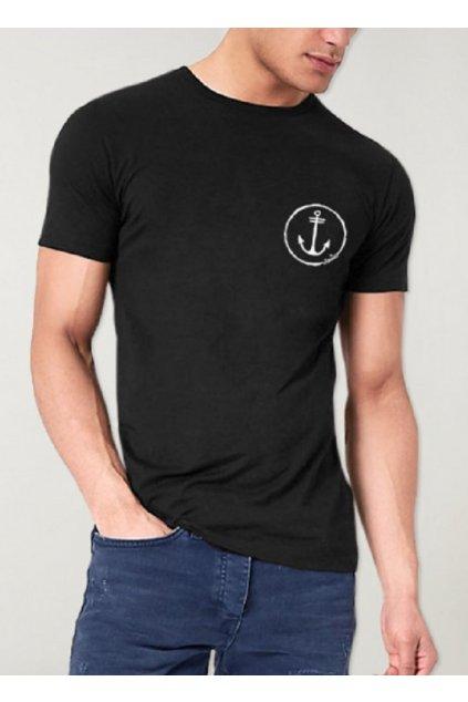 Viento pánské triko Black Viento Team obr1