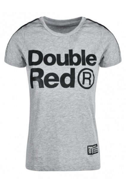 T-Shirt TRADEMARK B&W Edition Light Grey obr1