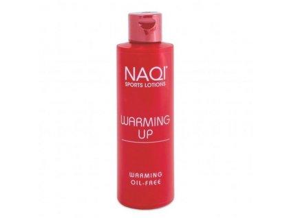 Hřejivý gel NAQI – 200 ml