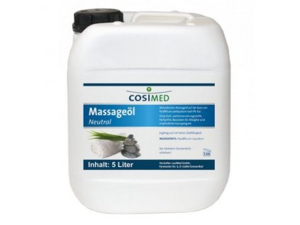 Masážní olej Neutral CosiMed - 5000ml