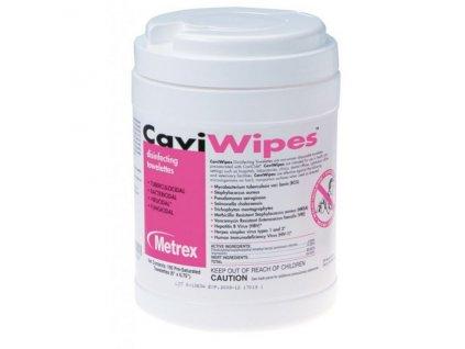 Dezinfekční ubrousky CaviWipes, 15,2 cm x 17,1 cm, 160 ks