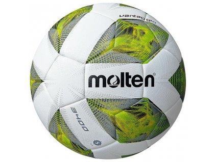 Fotbalový míč Molten F4A3400-G tréninkový odlehčený 350g - velikost 4