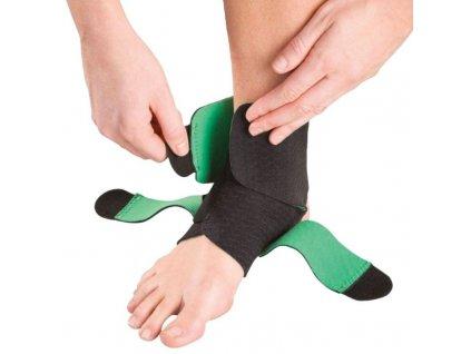 Ortéza na kotník Mueller Green Adjustable Ankle Support