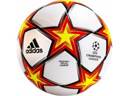 adidas fotbalový míč pyrostorm training liga mistrů 2122