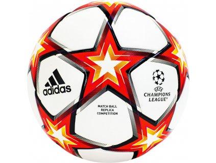 adidas pyrosstorm competition zápasový fotbalový míč liga mistrů 2122 GU0209 1