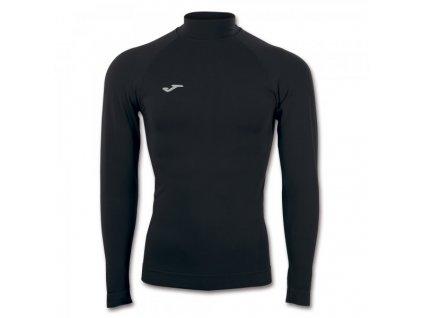 Kompresní tričko s roláčkem JOMA Classic (Barva černá, Velikost 6XS/5XS)