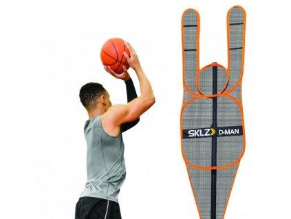 5960 5 sklz d man je treninkova pomucka na basketbal