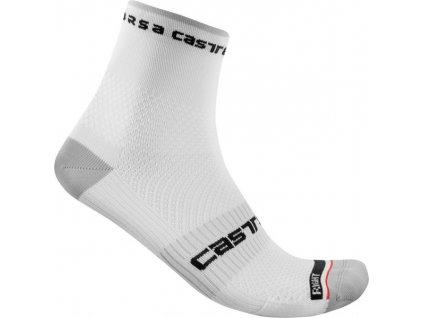 Pánské ponožky Castelli Rosso Corsa Pro 9
