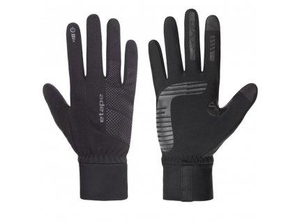 Zateplené cyklistické rukavice Etape SKIN WS+