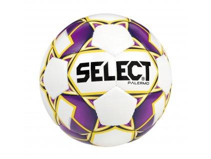 Fotbalový míč Select FB Palermo    (Barva bílá/fialová, Vel. míče 5)