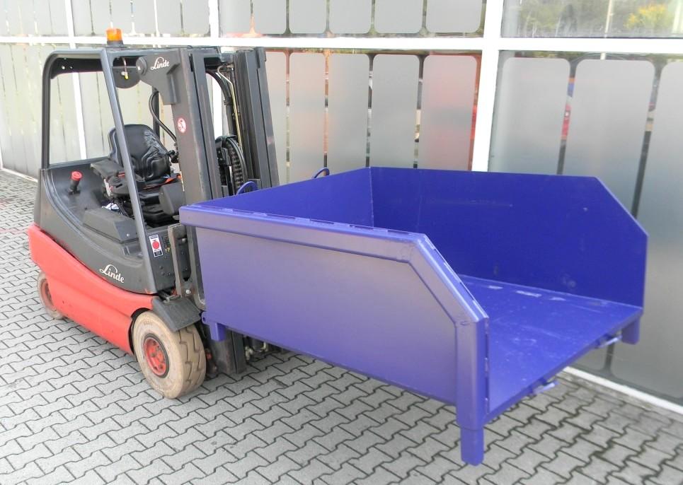 Přepravní kontejner pro vysokozdvižný vozík