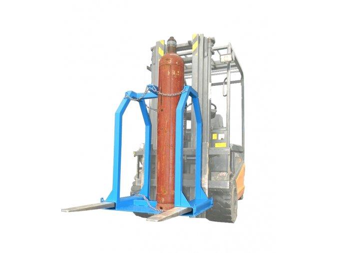 Nosič tlakových láhví PB4, nosnost 1000 kg