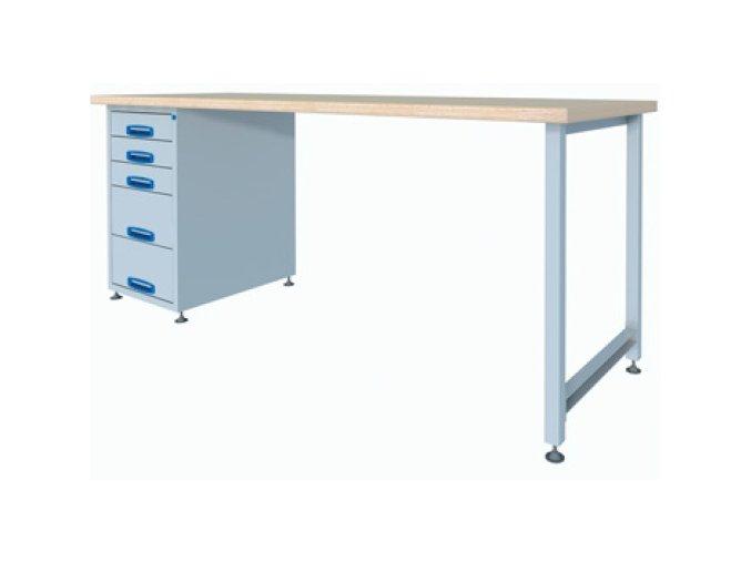 Dílenský pracovní stůl P20.1