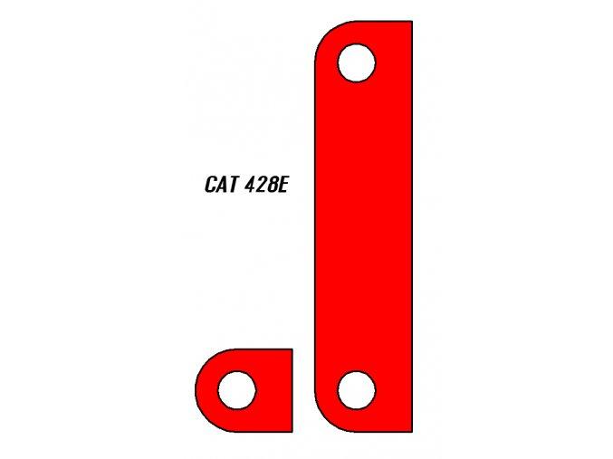 CAT 428E
