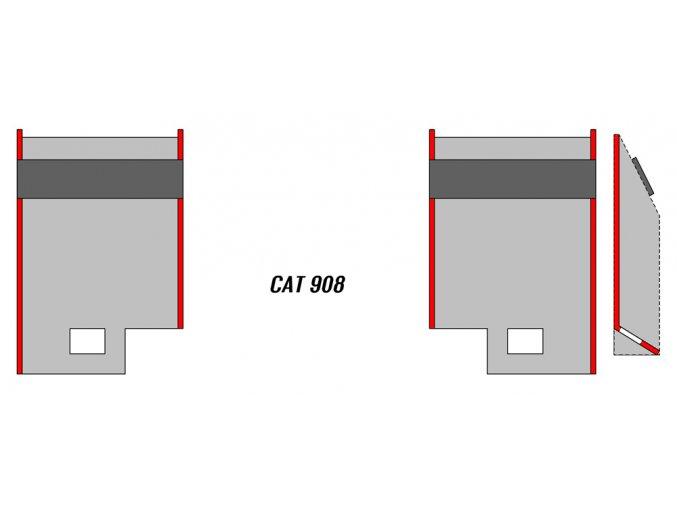 CAT 908 2
