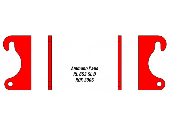 AMMAN PAUS RL 652 SL N rok 2005