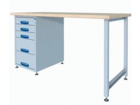 Dílenský pracovní stůl P15.1