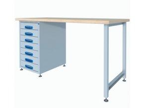 Dílenský pracovní stůl P15.2