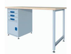 Dílenský pracovní stůl P15.4