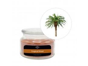 Vonná svíčka Tropical Wood ScentCandles Scentchips®