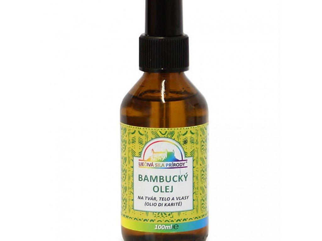 4648 bambucky olej lieciva sila prirody 100ml