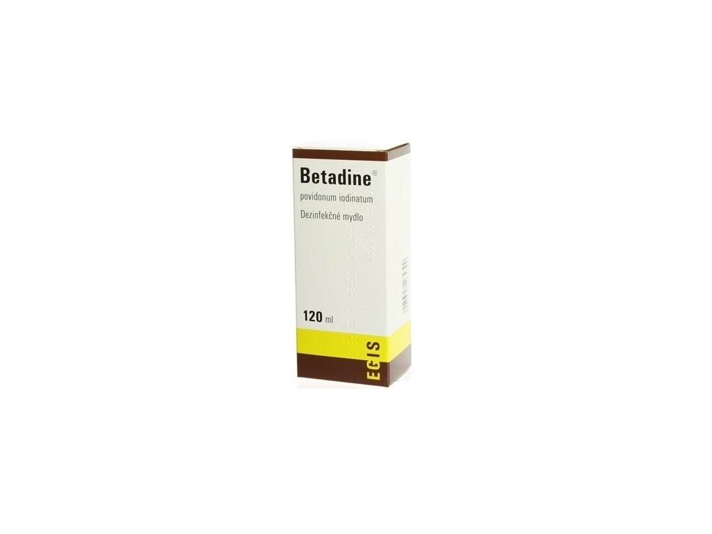 Betadine dezinfekčné mydlo ilieky com
