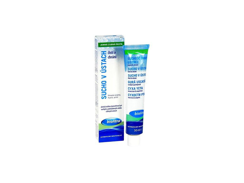bioctra jemna zubna pasta 50 ml ilieky