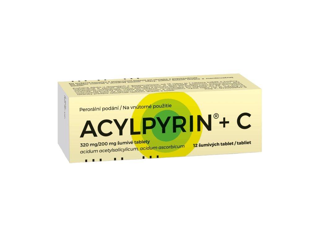 acylpyrin+c sumivy 12 tabliet ilieky