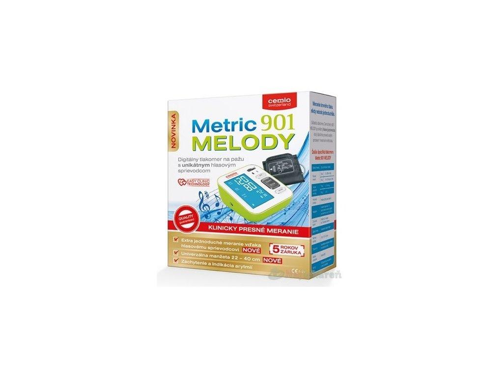 8517 cemio metric 901 melody tlakomer na rameno 1 ks
