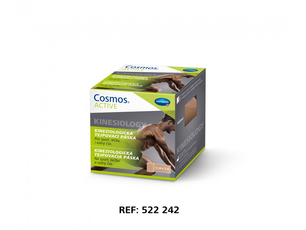 522242 Cosmos ACTIVE KINESIOLOGY beige