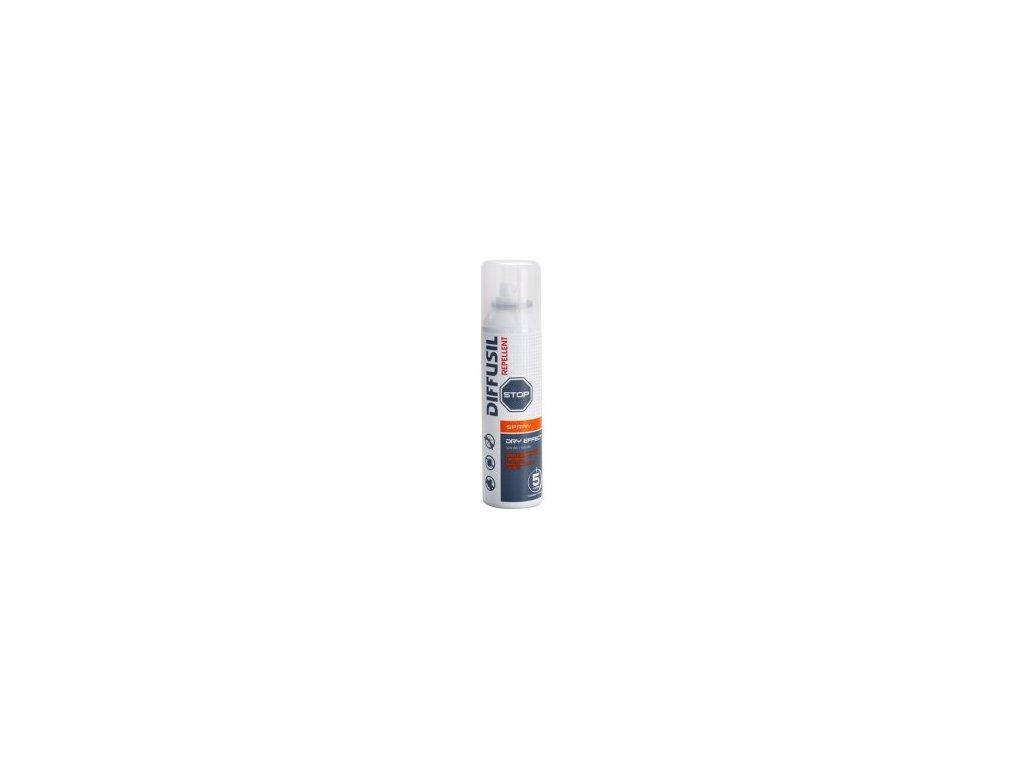 835 diffusil repelent dry effect sprej 100 ml