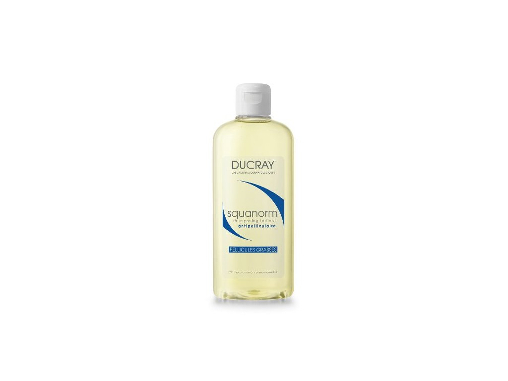 3736 ducray squanorm sampon proti mastnym lupinam shampoo oily dandruff 200 ml