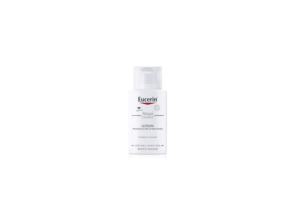 eucerin atopicontrol telove mlieko 100ml ilieky
