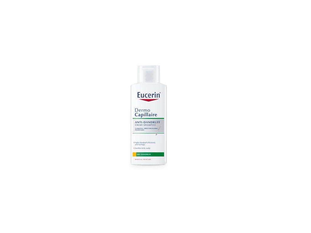 3337 eucerin dermocapillaire sampon proti suchym lupinam