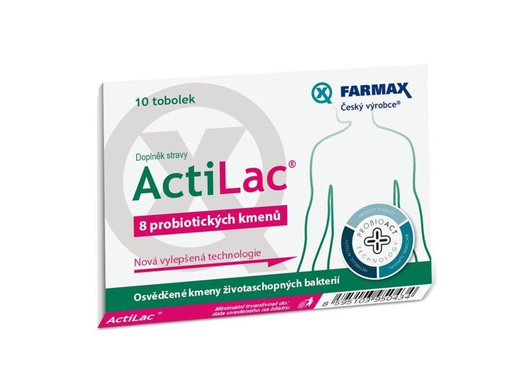 farmax actilac 10 kapsul ilieky