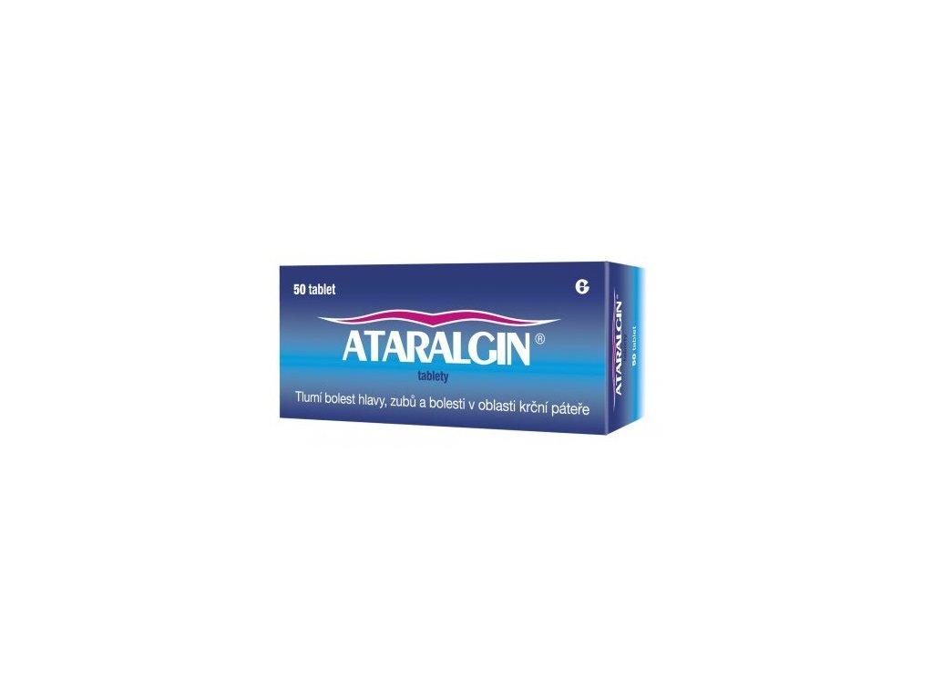 ataralgin tablety 50 ilieky