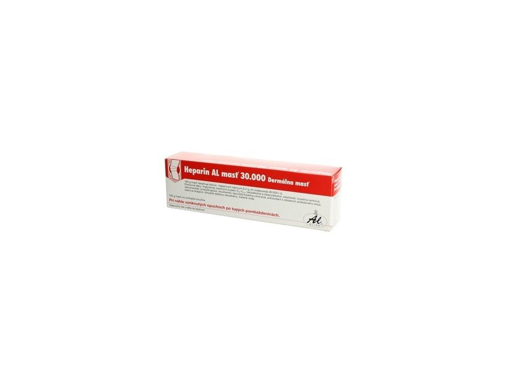 heparin al mast 30 000 100 mml ilieky