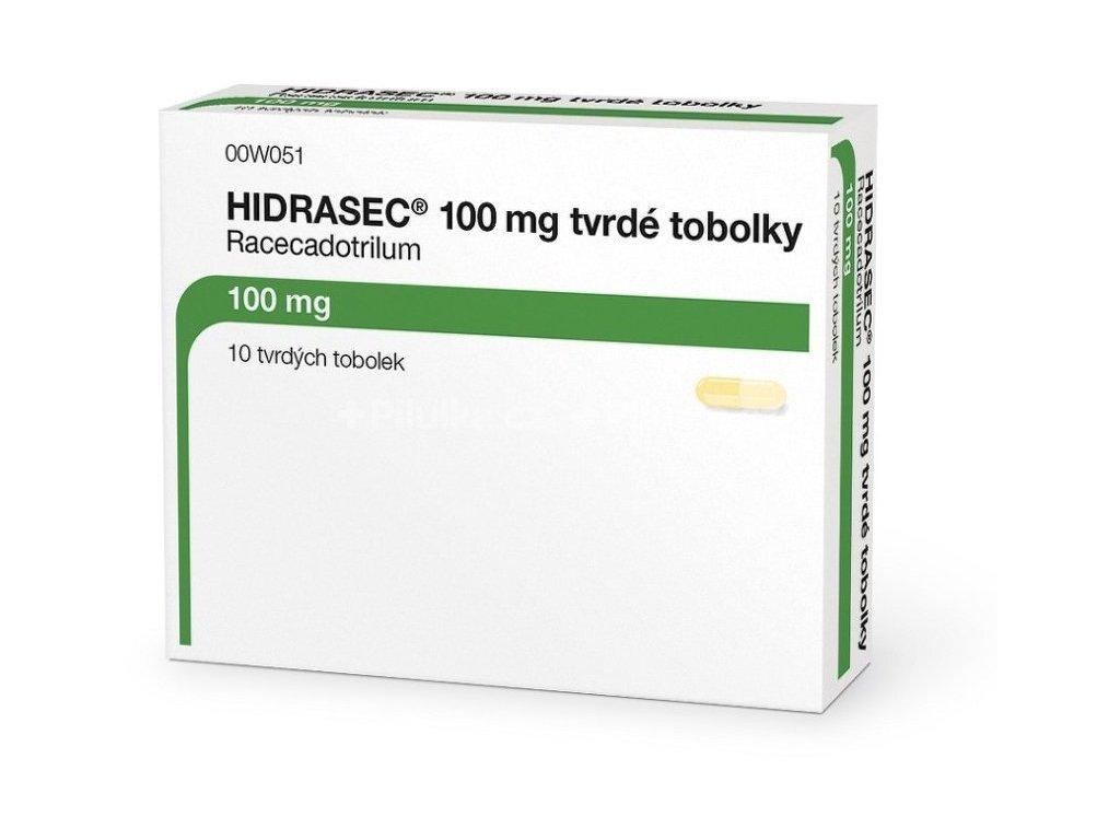 hidrasec mylan 10 kapsul ilieky