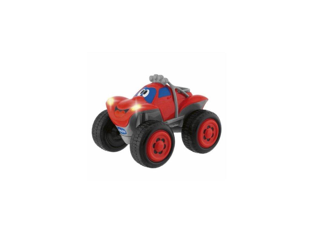 Chicco Billy autíčko na diaľkové ovládnie, červené, od 2 rokov